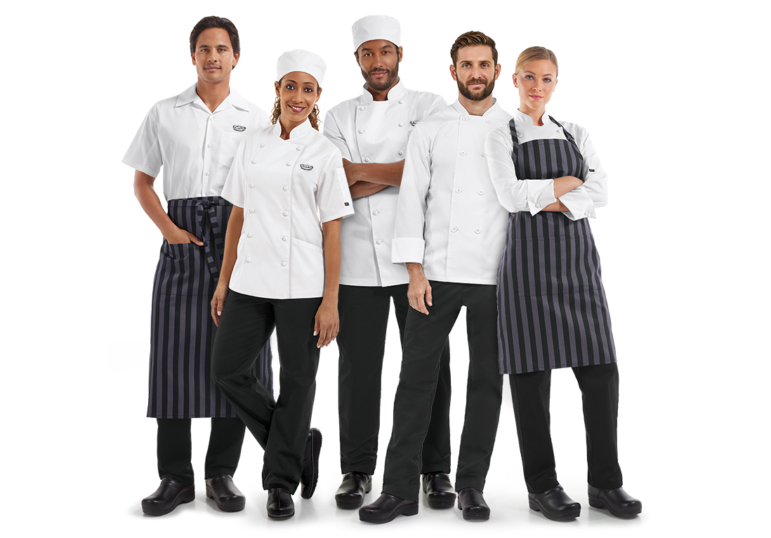 Photo of Assembling Your New Chef Uniform
