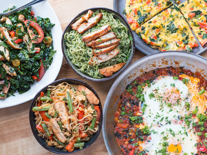 The most effective method to Come Up With Healthy Recipes for Weight Loss