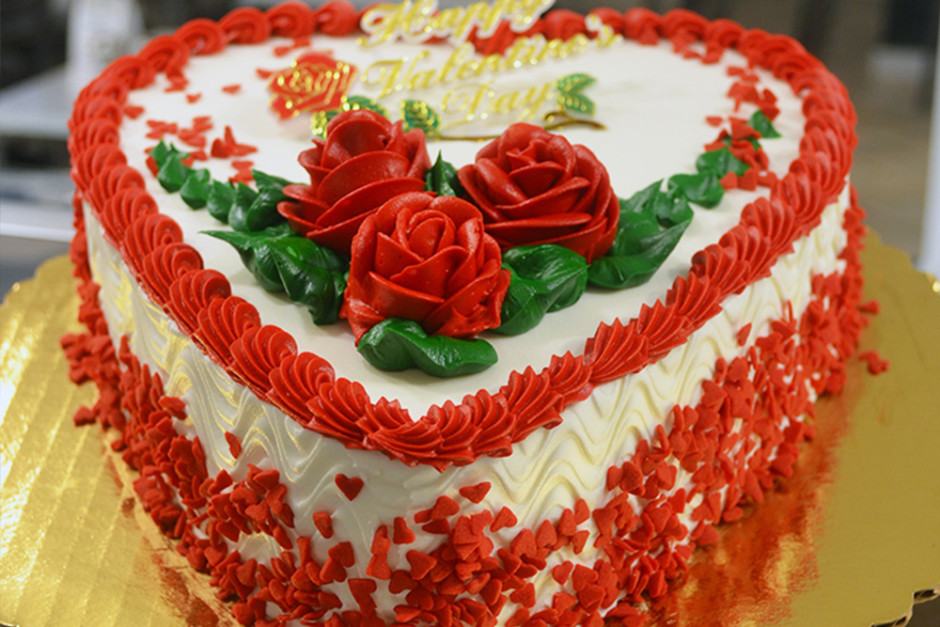 Photo of Improve Your Love With Valentine Cakes